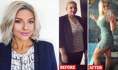 Woman loses 20 kilos but enjoys a chocolate bar every single day #weightlossrecipes