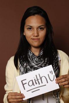 Faith, Julia Morales, UANL FIME, Apodaca, México.