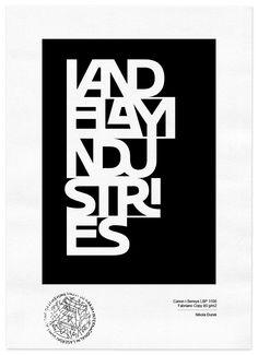 TYPO edition | Nikola Djurek for #lasersummit | theme ART UNTIL THE END | #print #art #artwork #design #illustration