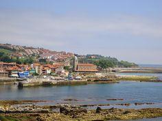 Cabo de Peñas - Luanco (Asturias)   Sitios de España