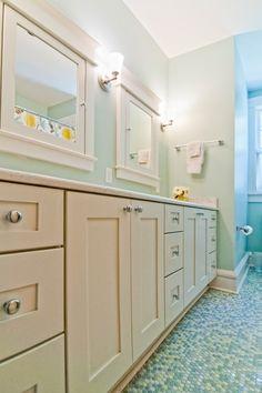 Evolution of Style: Jack & Jill Bathrooms
