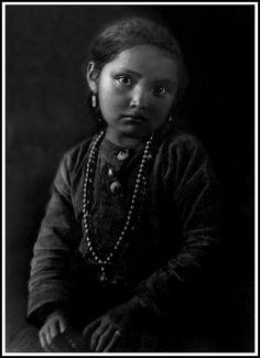 Nah-Dez-Pah – a Navajo Girl.