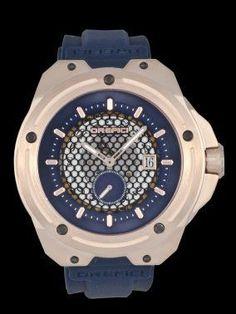 Orefici Chronograph SS Watch ORM15S4708