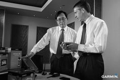 Since starting out as a casual dinner conversation in 1989, Garmin has embodied the entrepreneurial spirit.