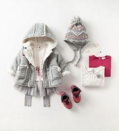 Shop by Look - Baby Girls - Kids | ZARA Bulgaria