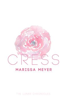 Cress by Marissa Meyer ---> I haven't found cover art better than the original north american version but I LOVE this! Ya Books, Good Books, Marissa Meyer, This Is A Book, Lunar Chronicles, The Little Prince, Book Fandoms, Book Series, Cover Art