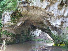 Natural stone bridge, Grecia Costa Rica. Close to my house