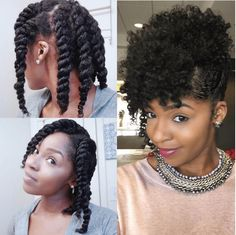 Hairstyles:Twisted Hairstyles For Black Women Impressively Inspiring Natural Updo Twist Hairstyles For Black American Hairstyles, Short Bob Hairstyles, Twist Hairstyles, Black Hairstyles, Hairstyles 2016, Bob Haircuts, Protective Hairstyles, Ethnic Hairstyles, Natural Hair Twist Out