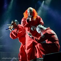 I love it when these three sing together.