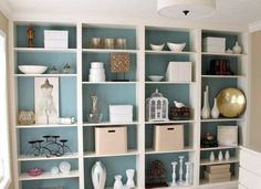 IKEA Billy bookcase is a simple unit with enough storage for a limited space or a foundation for a larger storage solution if you need it, and adjustable shelves can be arranged according to your needs. This furniture must be secured to the wall with the enclosed wall anchoring device, it may be used with...