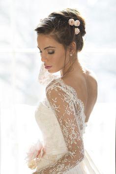 naomi neoh bridal 2014 fleur wedding dress long sleeve close up -- Naomi Neoh 2014 Wedding Dresses Western Wedding Dresses, Wedding Dresses 2014, Bridal Dresses, Wedding Gowns, Wedding Bride, Dream Wedding, Lace Wedding, Perfect Wedding, Wedding Ceremony