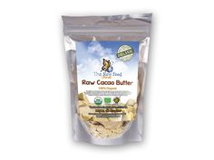 Raw Organic Cacao Butter We've searched long and hard for a Cacao Butter like this! Over the years we haven't released our own cacao product line, because we would not settle for anything but the very best.