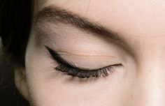 make-up at Dolce and Gabbana fall 2013