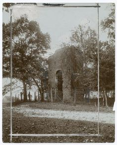 Ruins of the Old Church at Jamestown, Virginia