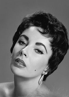 Elizabeth Taylor photographed by Wallace Seawell