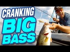Learn How to Fish Crankbaits, especially in the Fall, in this Lucky Tackle Box tips video. Fish are going to be schooling up in shallow areas and by using a . Fishing Basics, Bass Fishing Tips, Fishing Videos, Best Fishing, Fishing Guide, Kayak Fishing, Fishing Boats, Lucky Tackle Box, Australian Bass