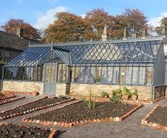 Steel Greenhouse by VictorianGreenhouses.com