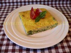 Pečené tofu s brokolicí