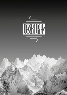 Vector Art, Travel, Design, Alps, Voyage, Viajes, Traveling, Design Comics, Trips
