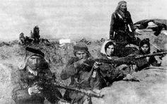 Palestinian women in 1936 revolution