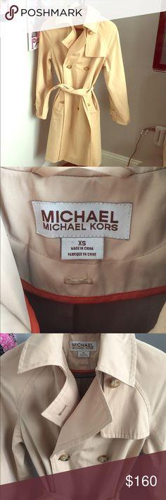 14a0a0d6f49 Trench coat Michael Kora trench coat