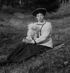 Grand Duchess Olga Alexandrovna of Russia