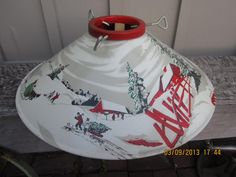 Vintage Antique Christmas Tree stand metal Tin by peddlersfinds