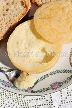 The famous Azeitao cheese. Setubal, Portugal