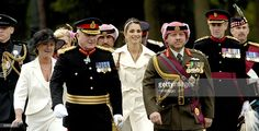 2006 HM Queen Rania of Jordan and HM King Abdullah II of Jordan attend the... News Photo | Getty Images