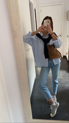 Looks Street Style, Looks Style, Looks Cool, Skandinavian Fashion, Mode Outfits, Fashion Outfits, Mode Ootd, Elegantes Outfit, Cute Casual Outfits