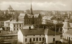 vintage everyday: Vintage Photos of Sweden from the late 1800s to the early 1900s
