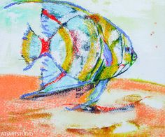#Fish Zodiac #Constellation #Modern Artwork Art print by CCreationss, $27.00