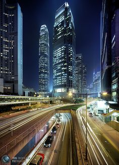 IFC Towers | Hong Kong
