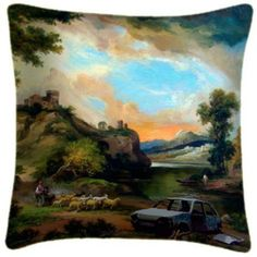 Cushions By Banksy made by We Love Cushions in #London - £34.99