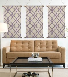 Update any room in your home with these easy DIY Wallpaper Panels from Joann.com