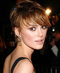 2017 Straight Short Hairstyles for Square Faces