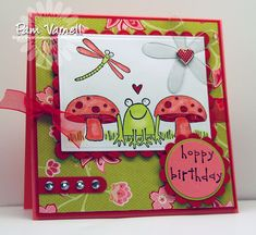 SU Card by stampingpam - Cards and Paper Crafts at Splitcoaststampers