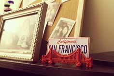 Just travelled San Francisco and bought these little souvenirs! The bridge is not only a magnet Bt also a card/memo holder! Isn't it cute:) I am looking forward to finding more interesting local souvenirs while travelling around the world what do you guys love the most when you are travelling? Share with me! #travel #sanfrancisco #SFO #goldengatebridge #souvenir #interesting #inspiration #homedecor #handmadeF #magnet #cardholder by handmadefvancouver