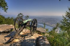 Point Park, Lookout Mountain by wdickert, via Flickr