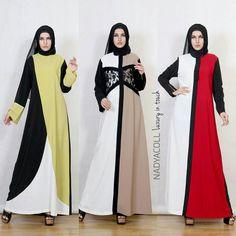 ExclusiveSimple Elegant  Assalamualaikun ukhti ... buat yang mau cari dress2 muslimah High quality dengan desain yang cantik  @nadyacoll  @nadyacoll @nadyacoll tempatnya   Banyak pilihan dari dress harian pesta abaya umroh dan masih banyak lagi yang bisa kamu padu padankan dengan hijab syar'ie mu  Yuk Visit & Follow ... dan dapatkan koleksi terbarunya