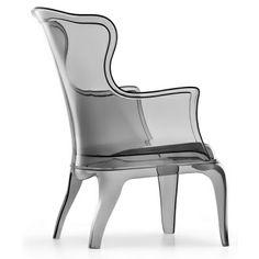 Pasha Chair (Smoke) | Chairs | Dining Room