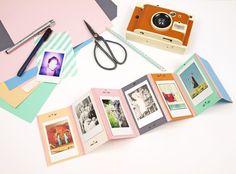 DIY Geschenke für Männer #diy #gifts #giftideas #lomo #pictures #album #memories #nice #idea #selbermachen #diyideas #giftideas #gifts #gift #geschenkideen #geschenke