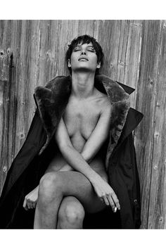 Peter Lindbergh: A Different Vision On Fashion Photography Book and Exhibition Preview | British Vogue