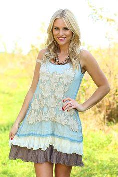 Elsa Tunic Dress - THIS ITEM IS FINAL SALE