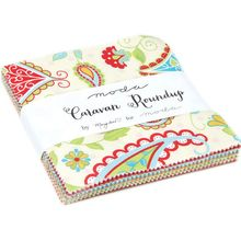 Caravan Roundup Charm Pack by Mary Jane Butters for Moda Fabrics