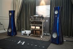 CES 2013: Vitus Audio RD-100, with Estelon and VPI | Confessions of a Part-Time Audiophile