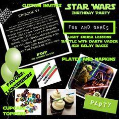 Star Wars Birthday Inspiration