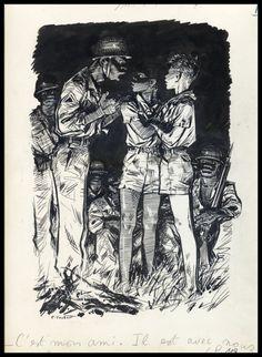 Aventure au Katanga, le Signe de piste n°155 paru en 1962 (Ecrit par Jean-Paul Jacques)