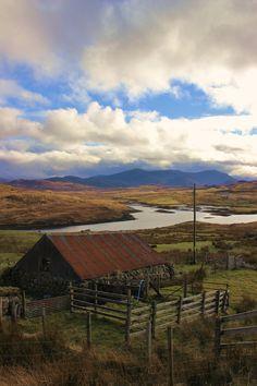 LOCHS, ISLE OF LEWIS, SCOTLAND