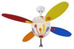 Monte Carlo Balloon Ceiling Fan